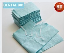 Dental BiB with Tie -80Pcs./pack