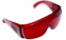 Goggles red