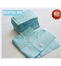 Dental BiB with Tie -80Pcs./pack